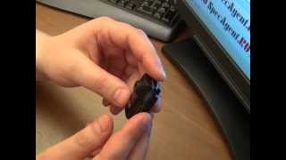 Видео обзор шпионской мини видеокамеры PD99(Видео обзор самой маленькой HD видеокамеры PD99 - миниатюрная шпионская камера - микро фотоаппарат., 2012-04-21T16:14:58.000Z)