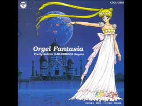 Tuxedo Mirage - Sailor Moon - Orgel Fantasia