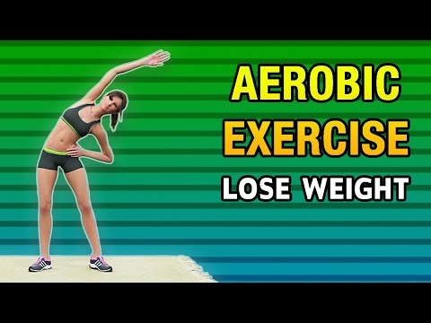 aerobic exercise at home to lose weight  youtube