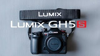 Panasonic Lumix GH5S UNBOXING & OVERVIEW