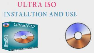 How to Save Our CD/ DVD disc data by ULTRA ISO