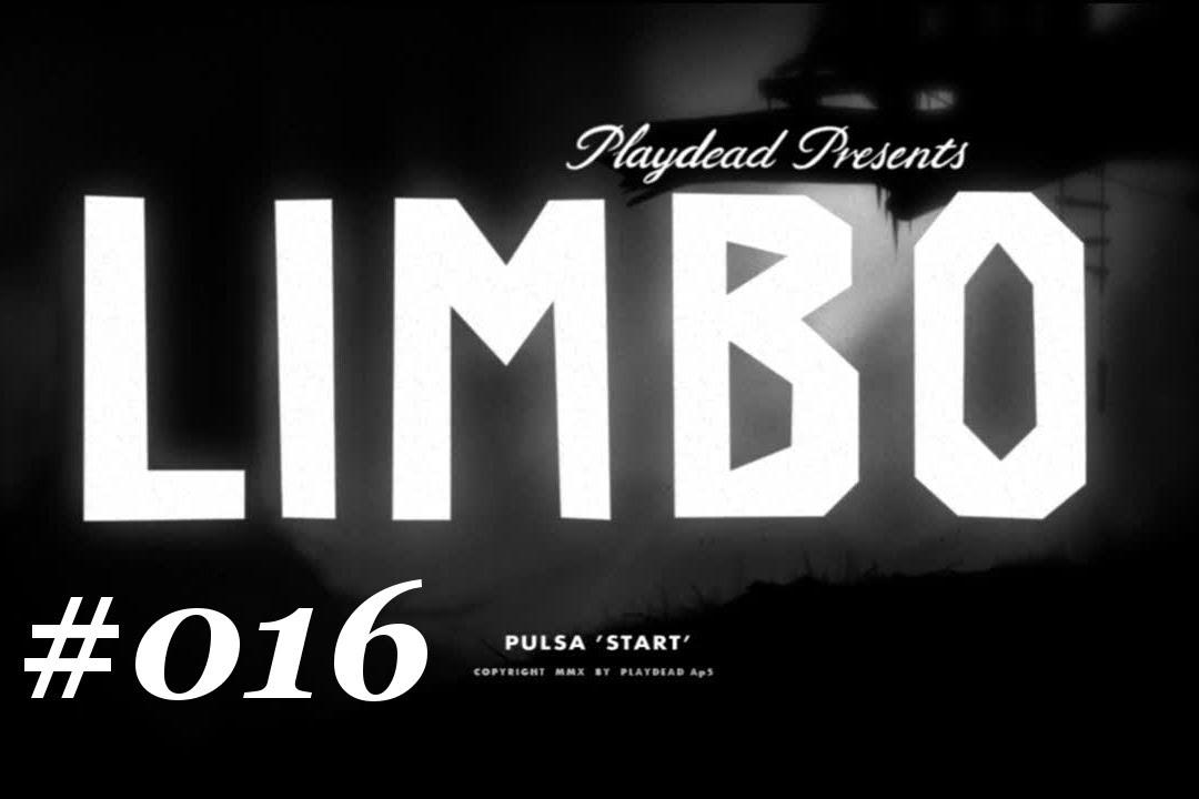 Lets Play Limbo Blind 016 Das Schwerkrafträtsel Bei Dem Wir