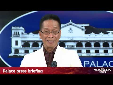 Palace press briefing | 17 June 2019