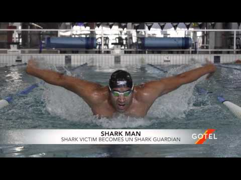 Achmat Hassiem The Shark Guardian - YouTube