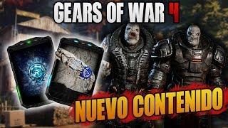 NUEVO CONTENIDO PARA GEARS OF WAR 4!! | NUEVOS PERSONAJES, SKINS Y MÁS!! #Whatsup