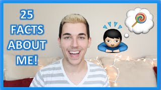 25 FACTS ABOUT ME! | ZACK ARAD