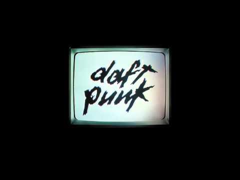 Daft Punk The Brainwasher