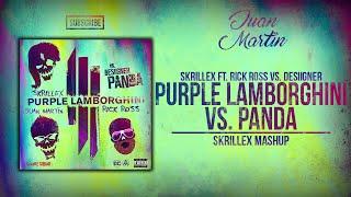 Purple Lamborghini vs. Panda (Skrillex Mashup)