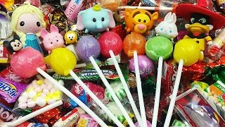 Lollipop Party in My Tummy - Learn Colors with A lot of Candy