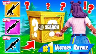 The *LUCKY LOOT* Challenge! (Fortnite)