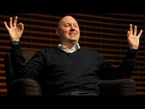 Marc Andreessen on Big Breakthrough Ideas and Courageous Ent