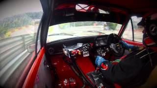 Spa Summer Classics 2014 TPM Ford Mk2 Zakspeed Escort