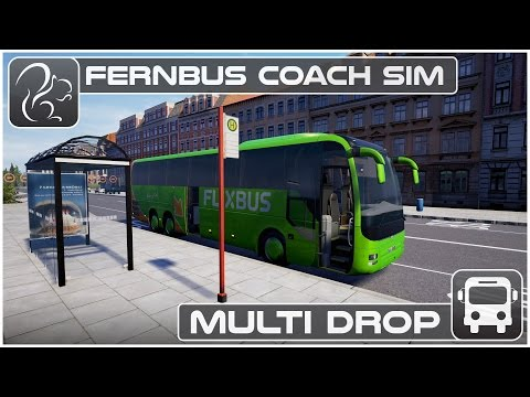 Fernbus Gameplay - Multi Drop