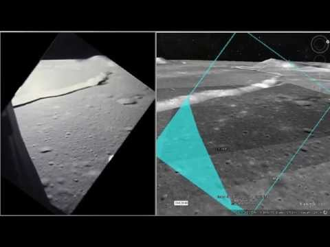 Apollo 15 Descent Film and LRO Imagery V1.2