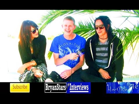 Blacklisted Me Interview Nick Matthews & Lexus Amanda 2012