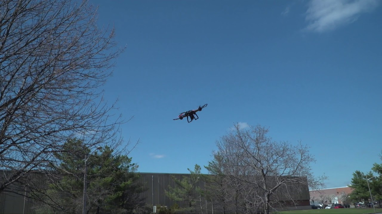 Vivitar SKEYEVIEW 360 Camera Drone Video 3 Outdoor Tutorial Video