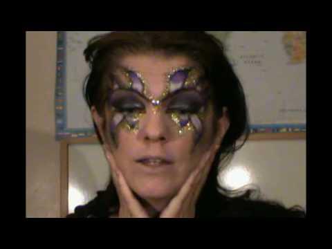 Evil Fairy Makeup - BFTE Halloween 2009 Contest Entry ...