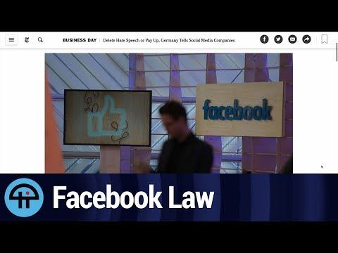 Facebook to be Fined for Hate