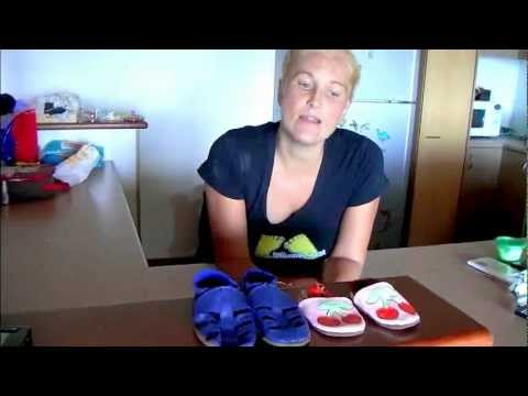 Washing Instructions BABY SOFT SOLE SHOES Part2