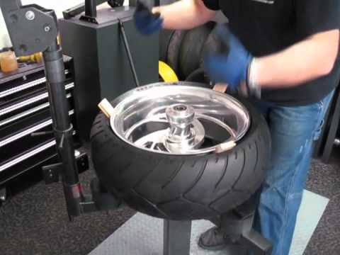 Dunlop E3 On 250 Billet Wheel Youtube