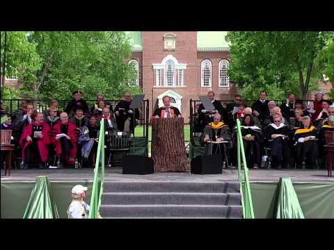 Dartmouth Commencement 2014