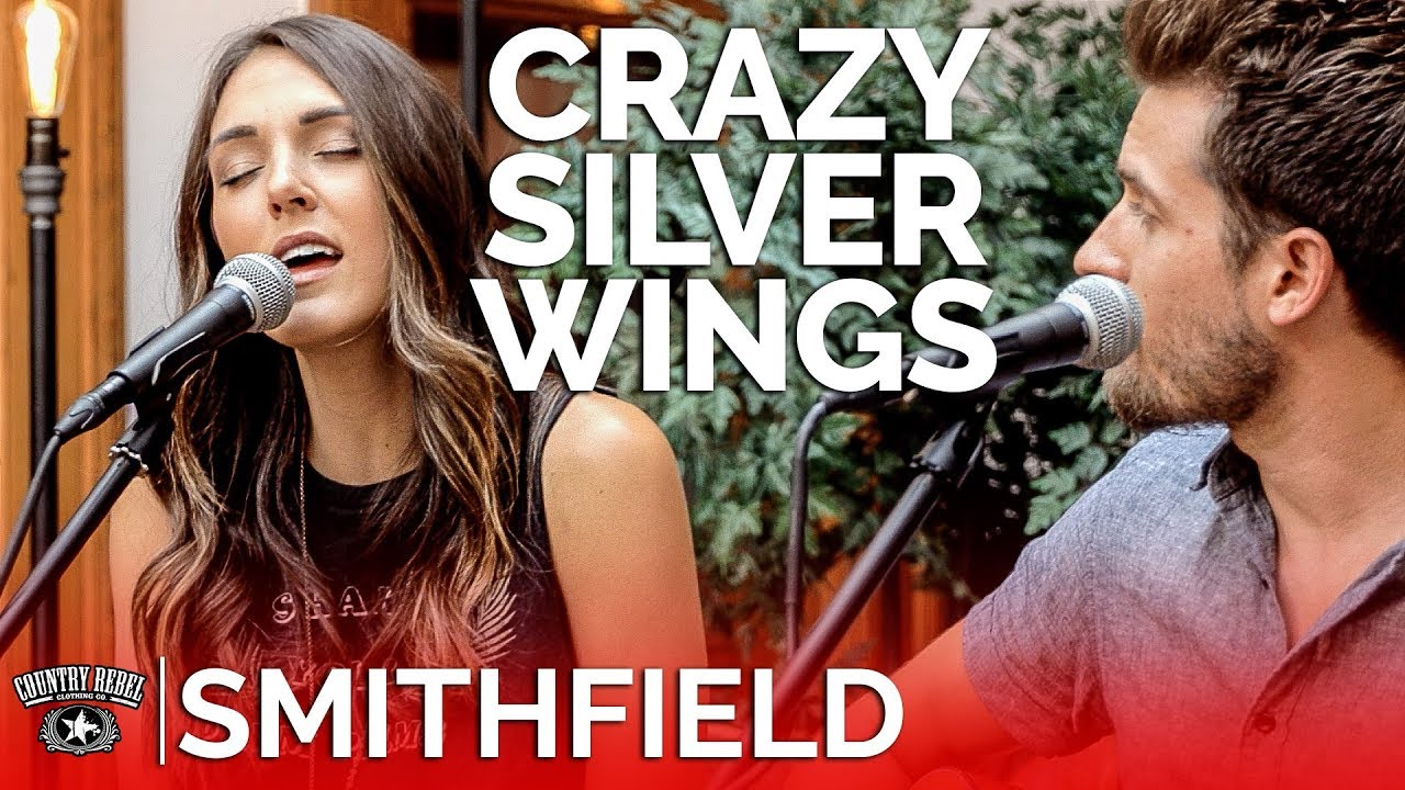 Smithfield — Crazy/Silver Wings (Acoustic Cover) // Country Rebel HQ Session