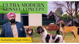 Ultra Modern Kennel Setup In India | MLA Kushaldeep Singh Dhillon Faridkot | With Subtitles,Scoobers