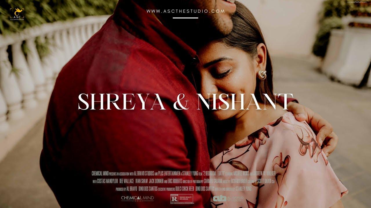 Pre Wedding Video | Shreya & Nishant | Prateek Kuhad |  Abhishek Sanyal Clickography (ASC)