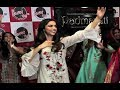 Deepika Padukone Padmavati Ghoomar Dance Video At Fever 104