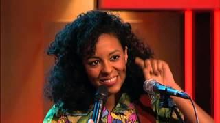 Muziek: Nana Adjoa - Down at the Root - 27-10-2014