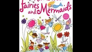 "Usborne Books ""How To Draw Fairies & Mermaids"""