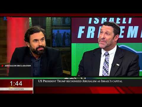 Israeli Frenemies - Dec. 07, 2017
