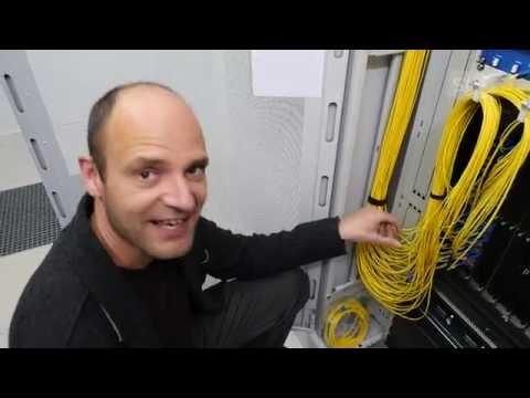 Peering konkret: Besuch in einem Swiss Internet Exchange (SwissIX) bei Zürich