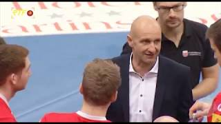 TV Rottenburg - VCO Berlin und neuer Trainer bei den Tigers Tübingen. Mehr Beiträge zur Volleyball Bundesliga auf Sporttotal.tv