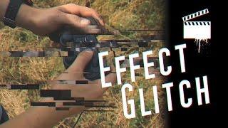 Эффект помех/The effect of glitch - Sony Vegas Pro