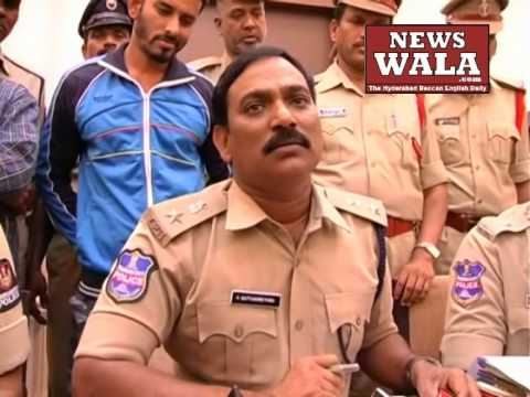 Javeed's murder case – Financier arrested weapons seized by Hyderabad police