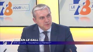 "Yvelines | Erwan Le Gall, ""Maurepas autrement"""