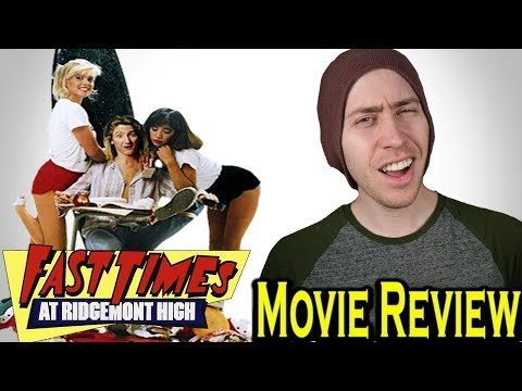 Fast Times at Ridgemont High (1982) – Movie Review