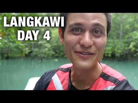 Mangrove Tour in Langkawi (Day 4)
