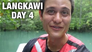 Mangrove Tour in Langkawi (Day 4)