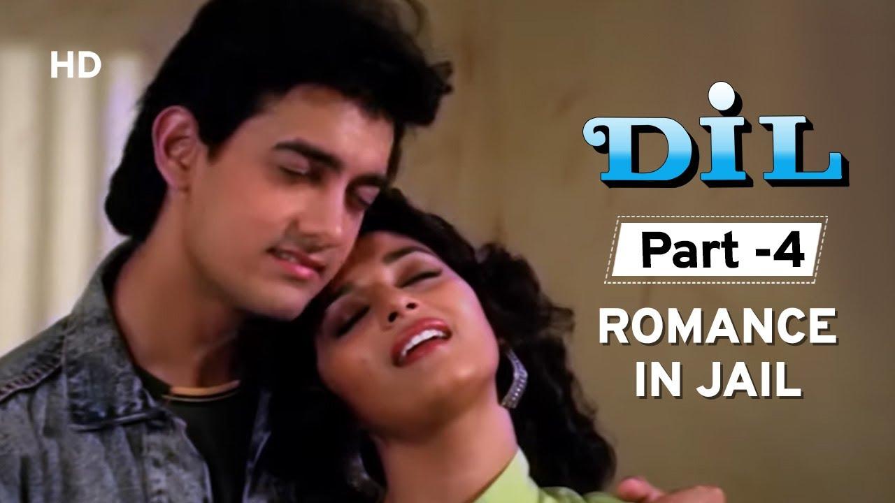 Download Dil (1990) - Movie Part 4 - Madhuri Dixit | Aamir Khan | Romantic Movie