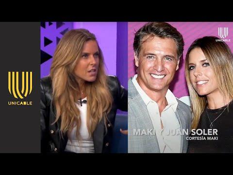 Maki revela los motivos de su separación de Juan Soler | Montse & Joe | Unicable