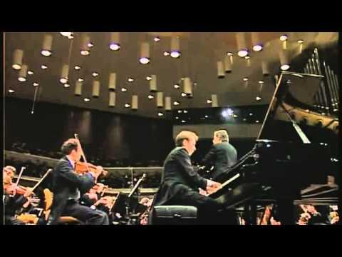 Rachmaninov   Rhapsody on a theme  Paganini, Op  43  Variation no18 Andante cantabile