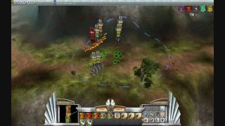 SAGA MMORTS Quest - New Thermahill Pass