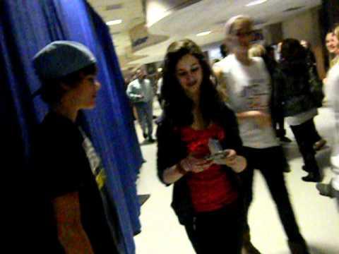 Justin Bieber look alike