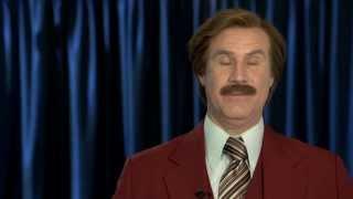 Will Ferrell: Anchorman Message: Daniele Rizzo is dead!