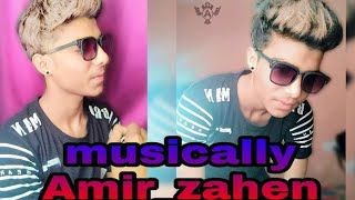 New ...Musically of amir zahen....new..musically ....tik tok