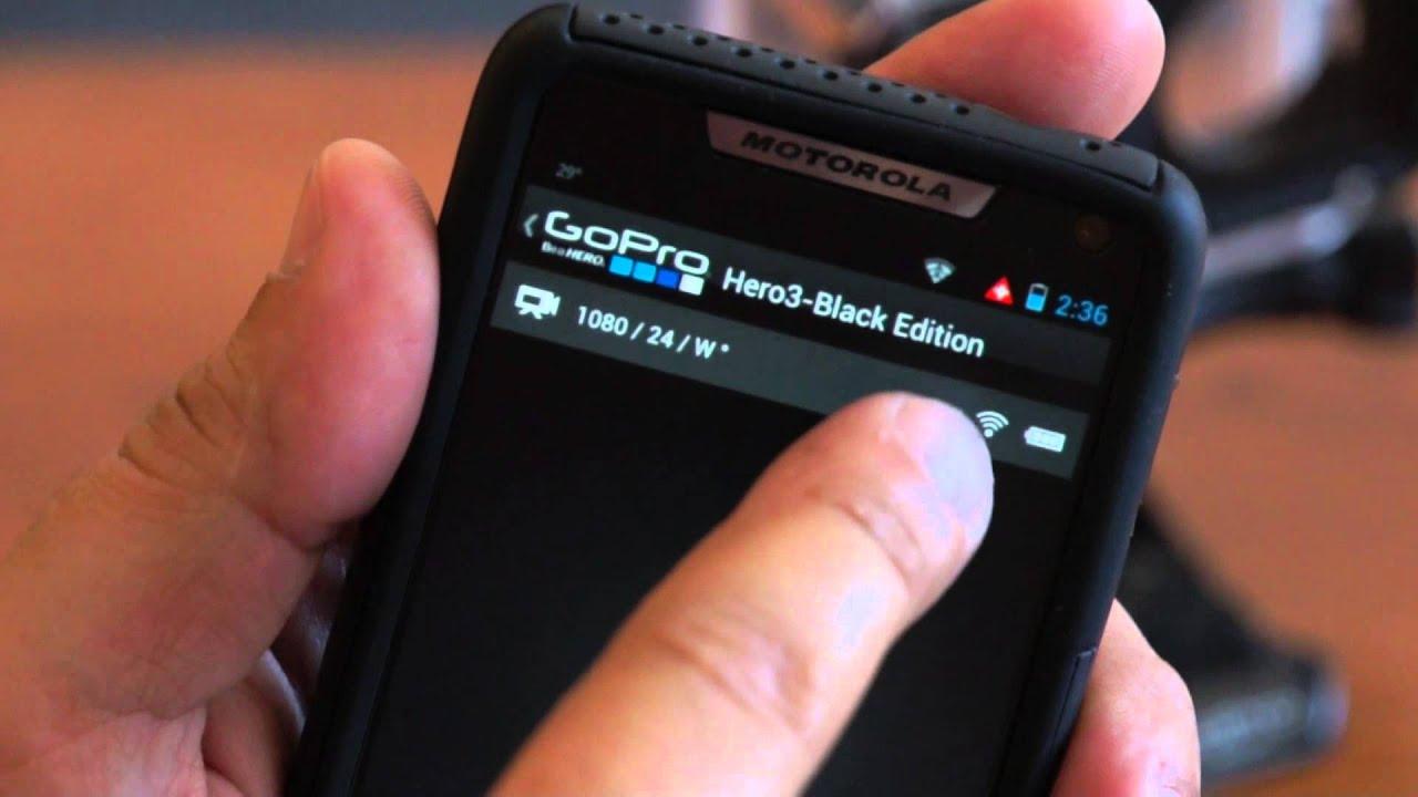 GoPro App, tutorial en español
