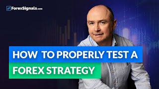 How to PROPERLY TEST a FOREX STRATEGY?! *BONUS: Download FREE P/L Simulator*