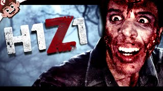 Death! Deception! Zombies! (H1Z1 - Funny Moments)
